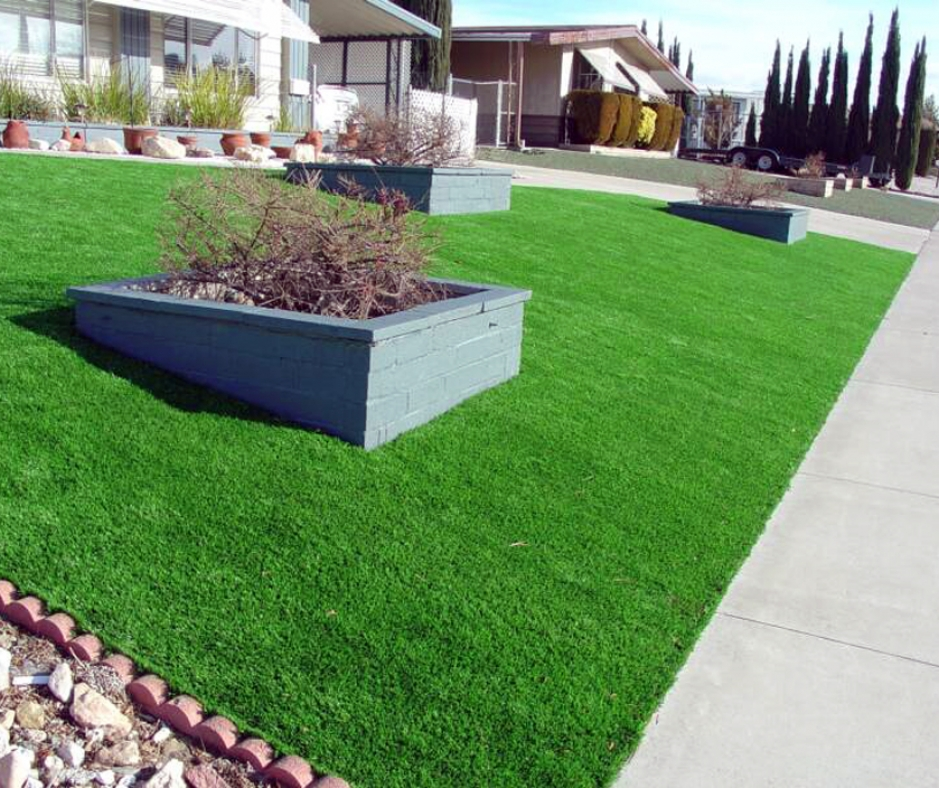 Artificial Grass Installation in Muscoy, California
