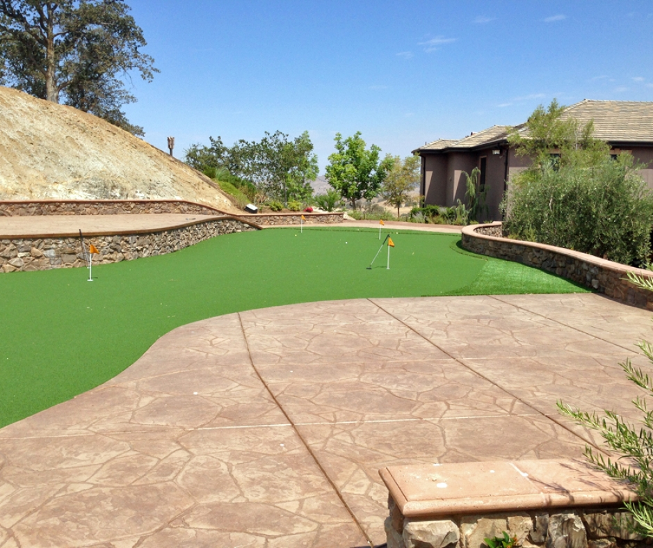 Artificial Grass Installation In Newport Coast, California