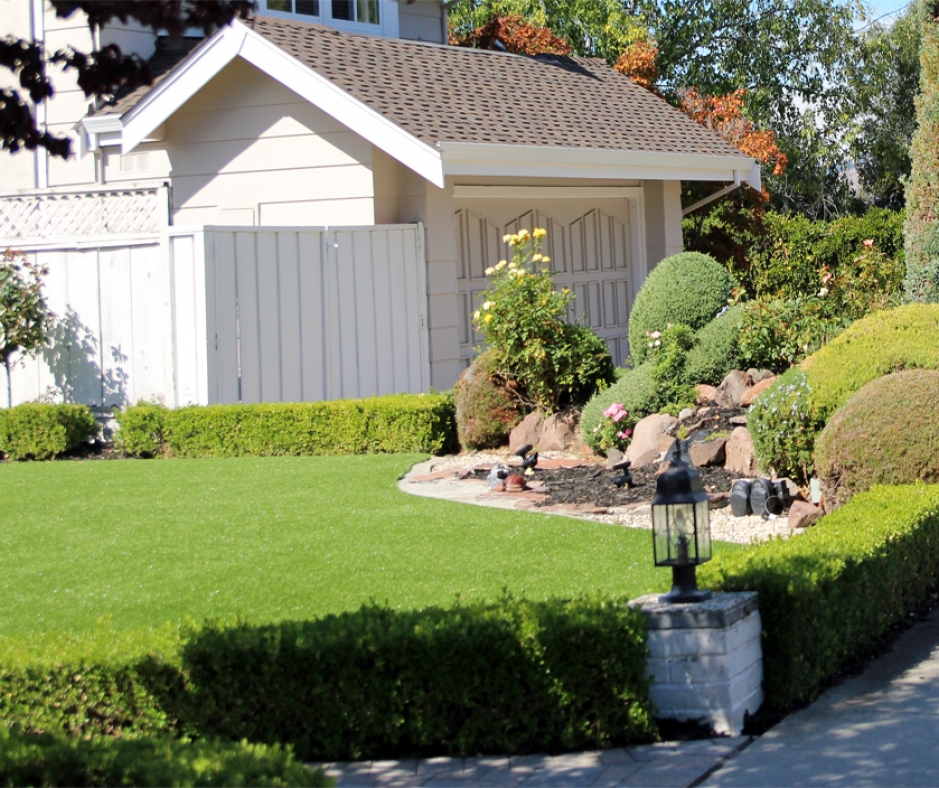 Artificial Grass Installation in North Tustin, California