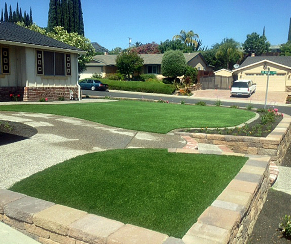 Artificial Grass Installation in San Pablo, California
