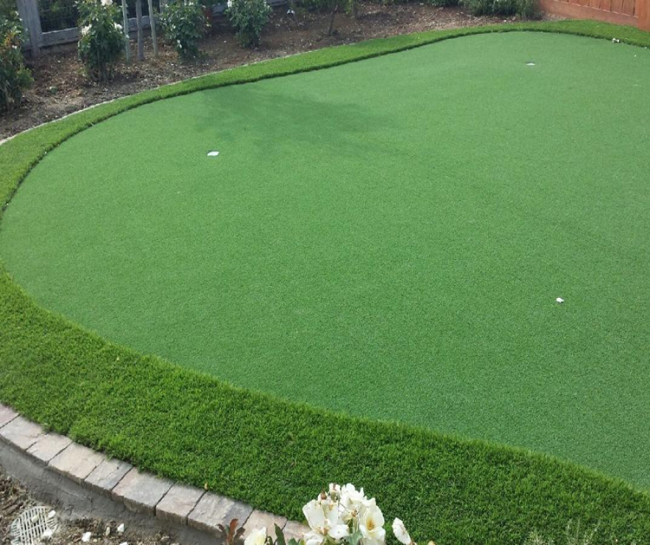 Artificial Grass Installation in Palm Coast, Florida