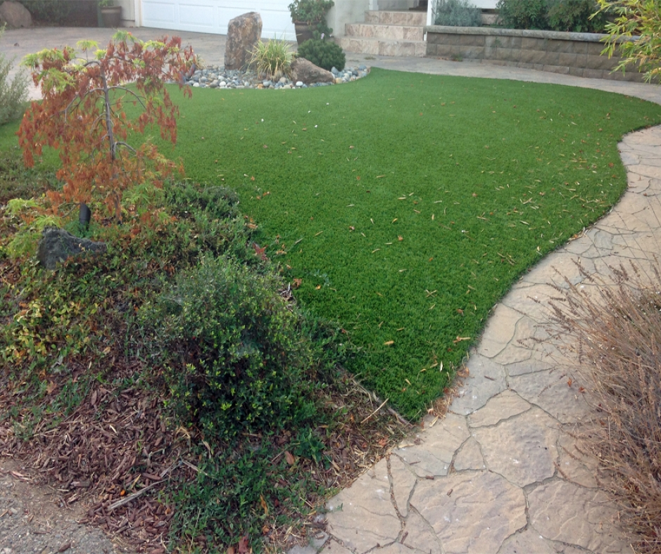 Artificial Grass Installation in Paso Robles, California