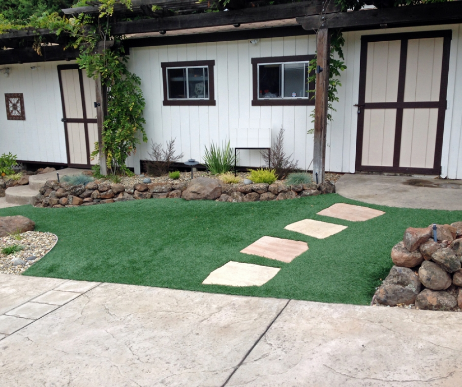 Artificial Grass Installation In Rancho Agoura Hills, California