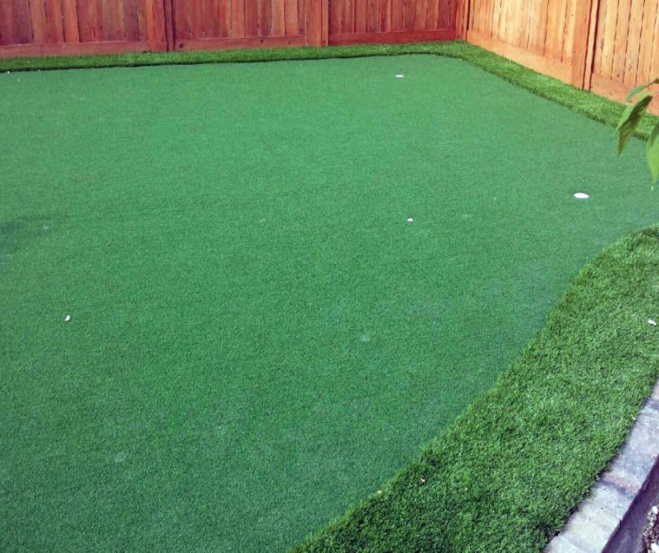 Artificial Grass Installation in Rancho Cordova, California