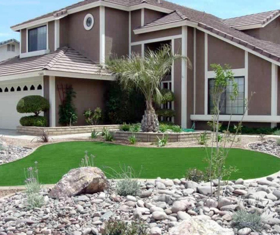 Artificial Grass Installation In Richardson, Texas