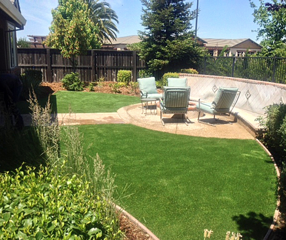 Artificial Grass Installation in Riverbank, California