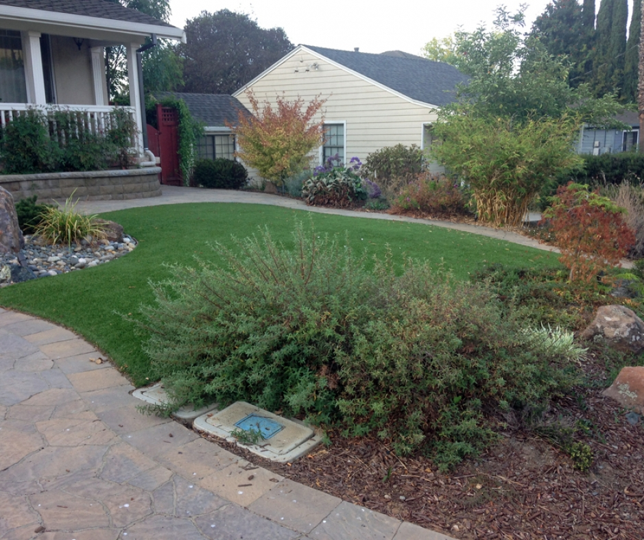 Artificial Grass Installation in Roseland, California