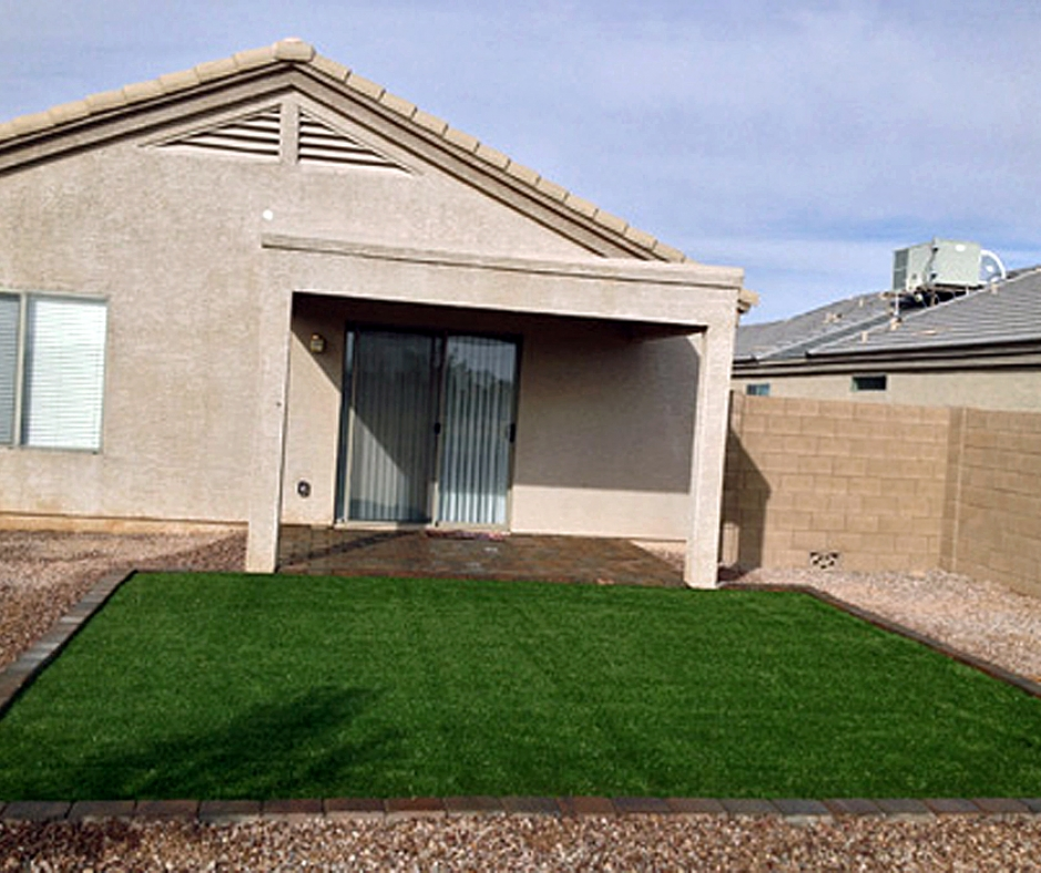 Artificial Grass Installation in Safford, Arizona