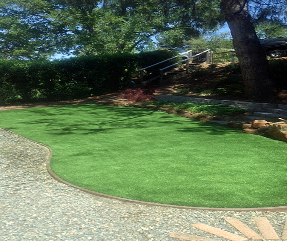 Artificial Grass Installation in Santa Venetia, California