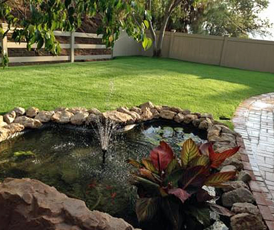 Artificial Grass Installation in Signal Hill, California