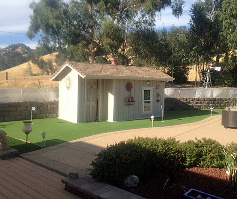 Artificial Grass Installation In Sonoma, California
