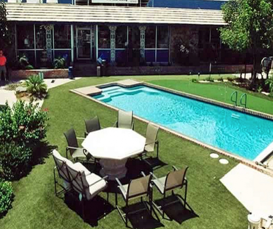 Artificial Grass Installation in Temple, Texas
