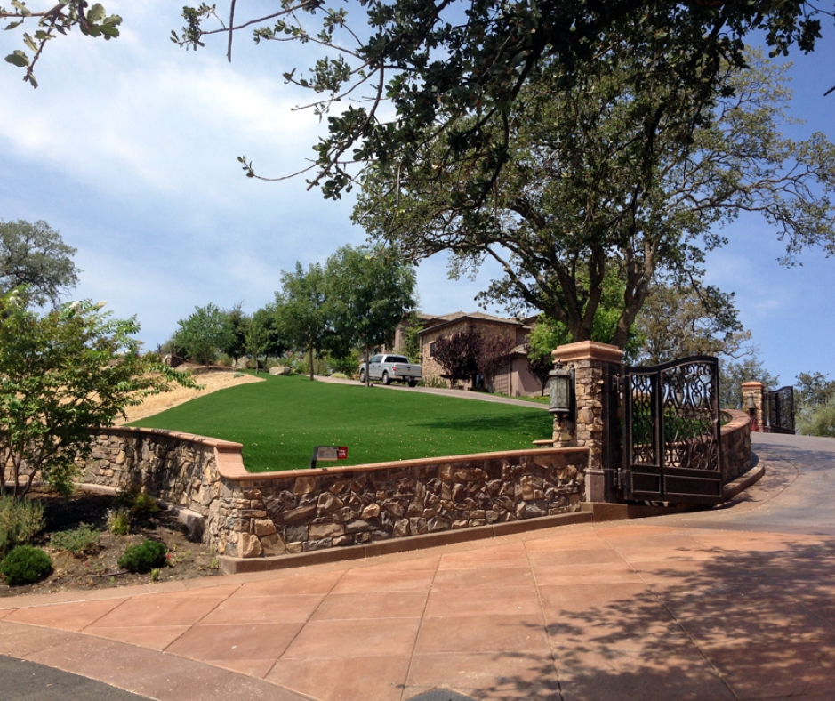Artificial Grass Installation In Trabuco Canyon, California