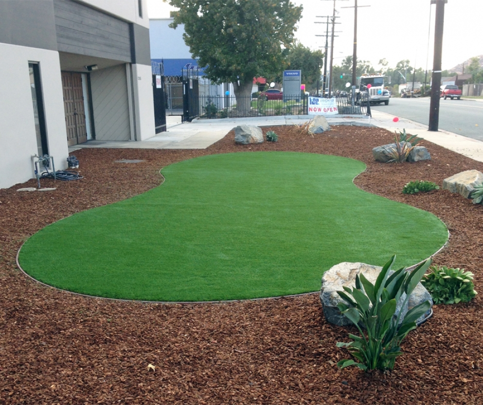 Artificial Grass Installation in West Carson, California