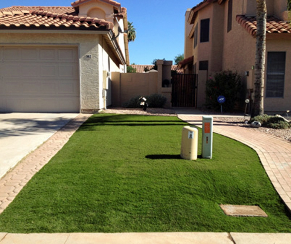 Artificial Grass Installation in Wickenburg, Arizona