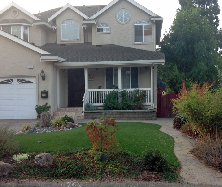 Artificial Grass Installation in Willows, California