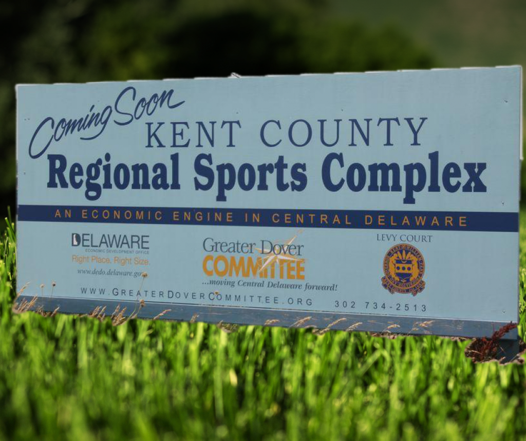 Delaware Sports Complex to Be Reinvented With Synthetic Turf