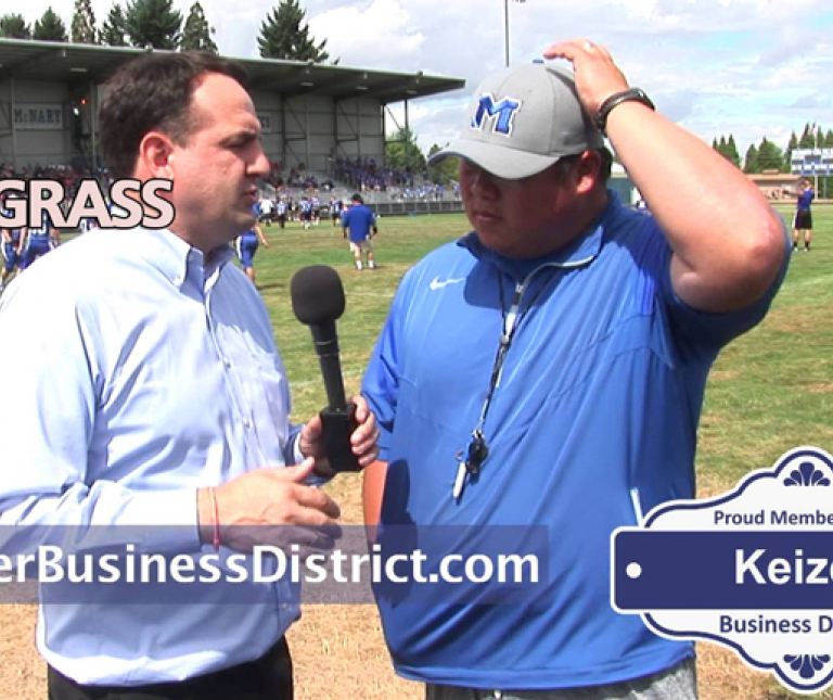 Oregon High School Maximizes Field Usage With Synthetic Turf