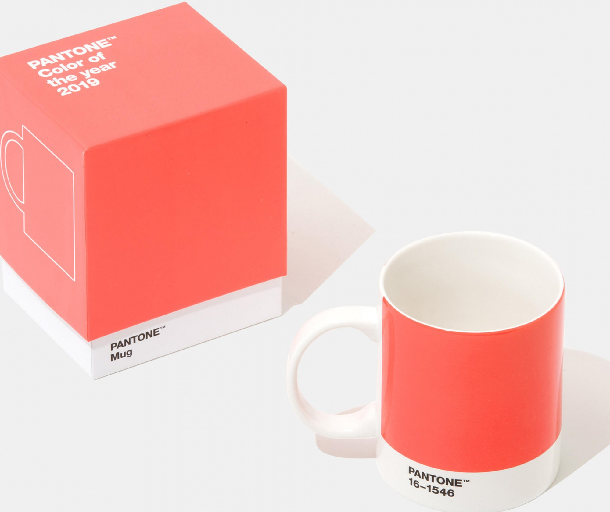 Pantones Color of the Year for 2019 is life-affirming Living Coral