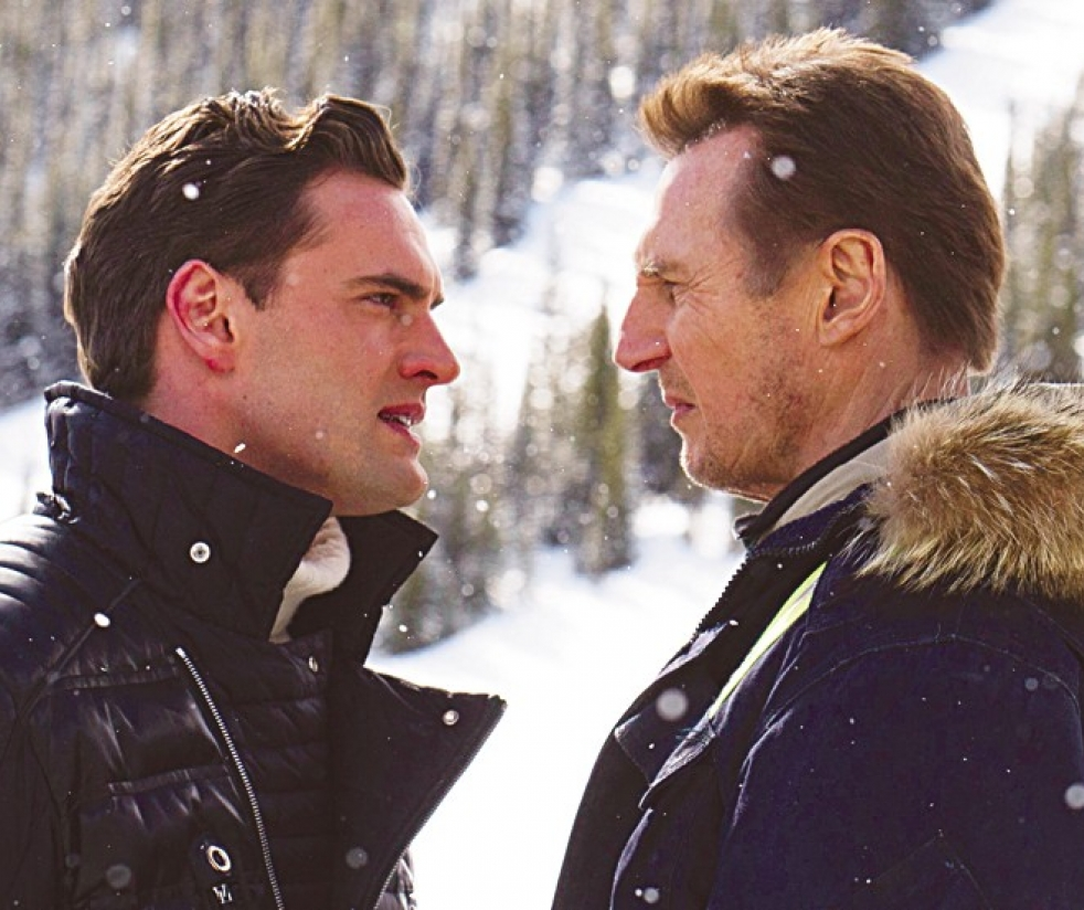 Cold Pursuit deftly follows dads revenge desires