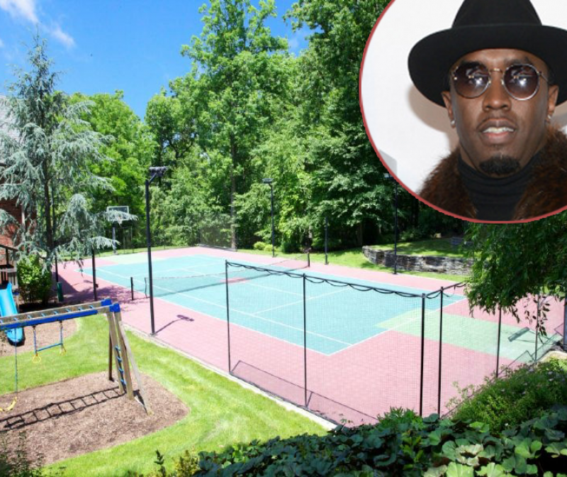 Sean Diddy Combs (AKA Puff Daddy, P. Diddy) is Selling Mansion With Putting Green