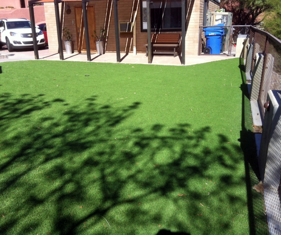 Synthetic Grass Installation In San Antonio, Texas