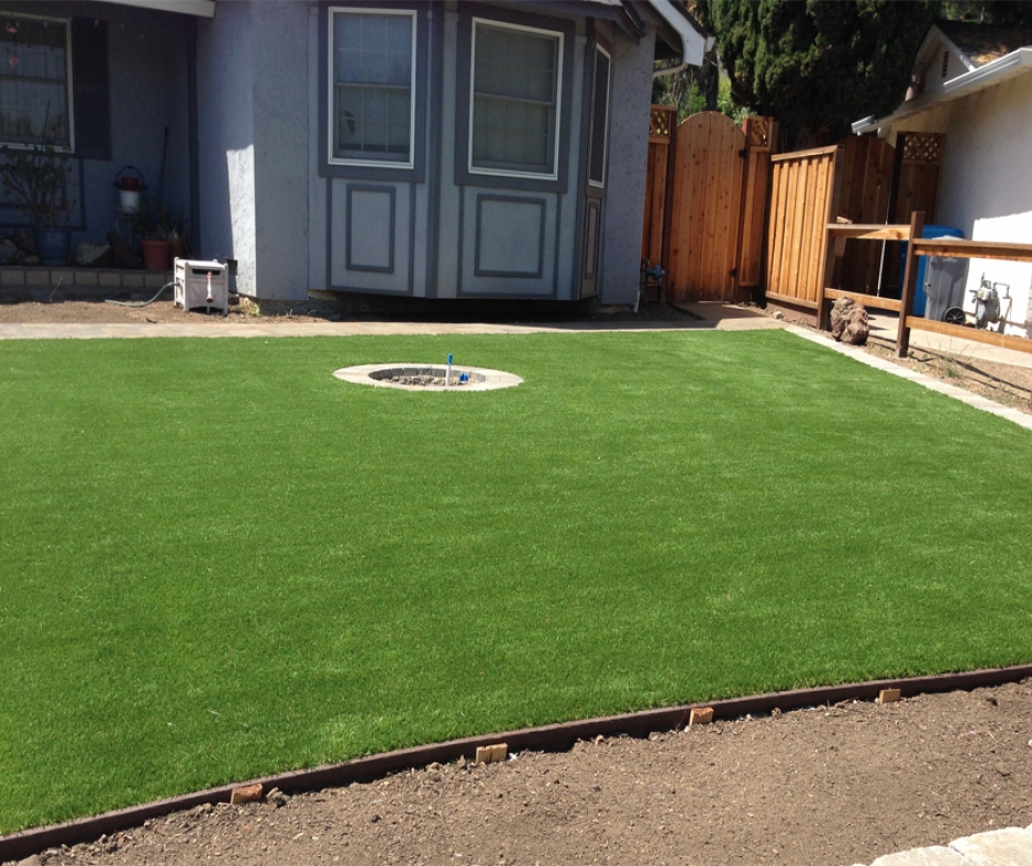 Synthetic Grass Installation In Charlotte, North Carolina