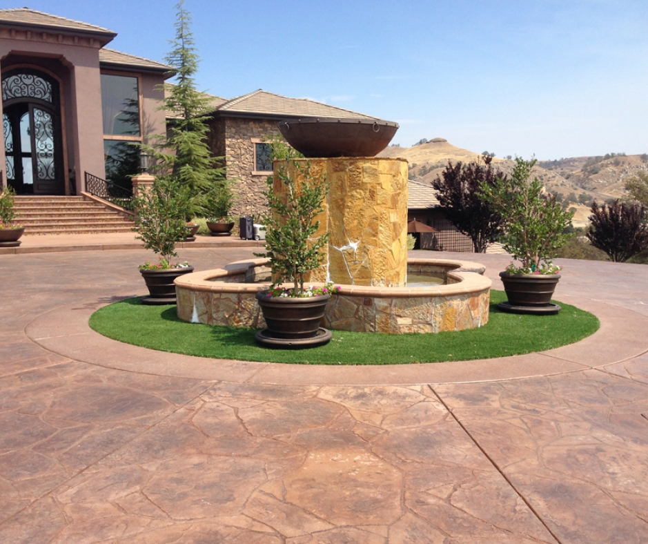 Synthetic Grass Installation In Fremont, California