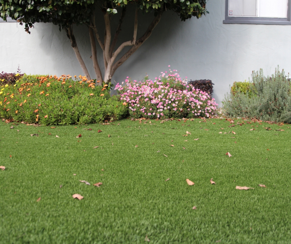 Synthetic Grass Installation In Garden Grove, California