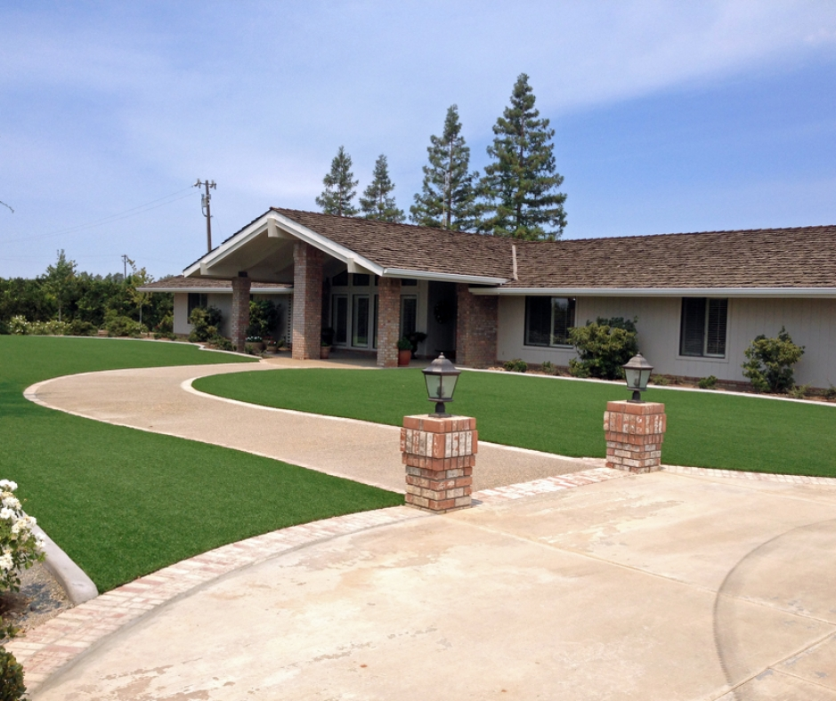 Synthetic Grass Installation In Huntington Beach, California