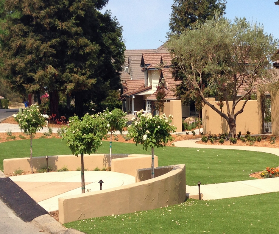 Synthetic Grass Installation In Irvine, California