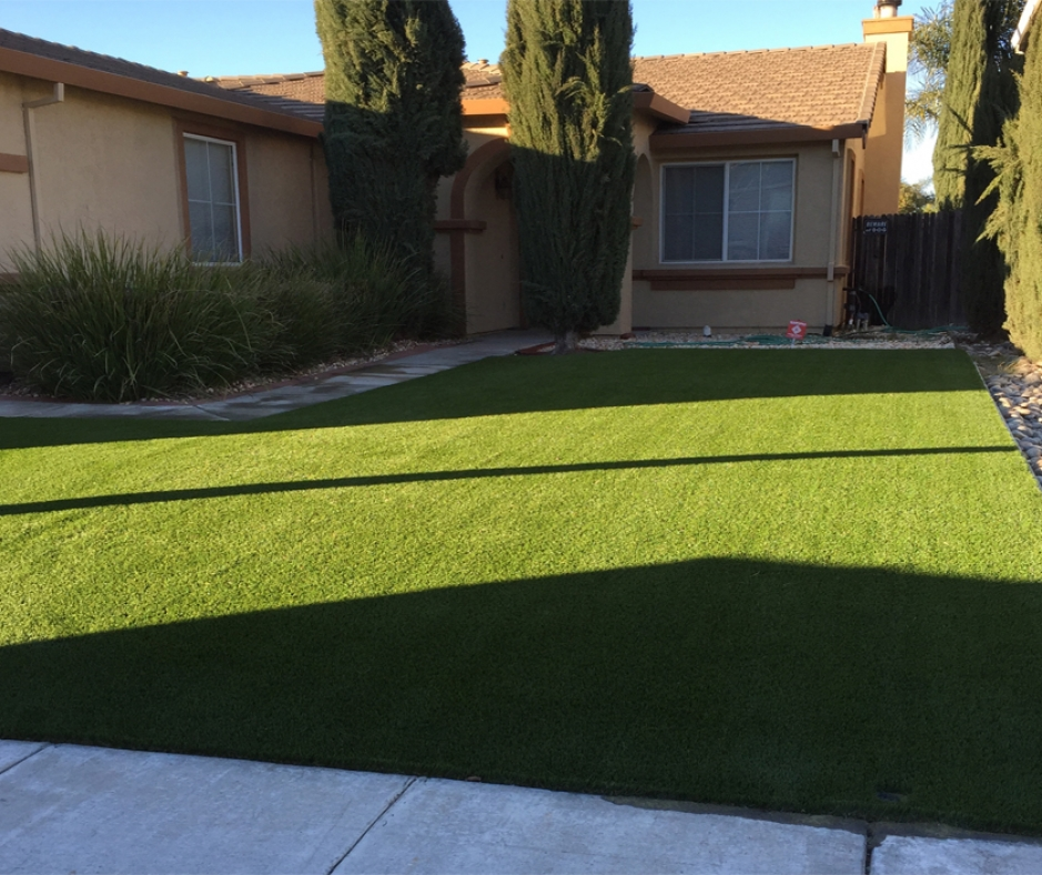 Synthetic Grass Installation In Oceanside, California