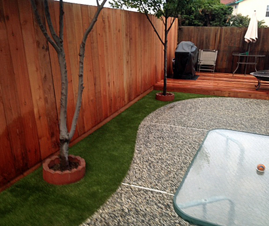 Synthetic Grass Installation In Sacramento, California