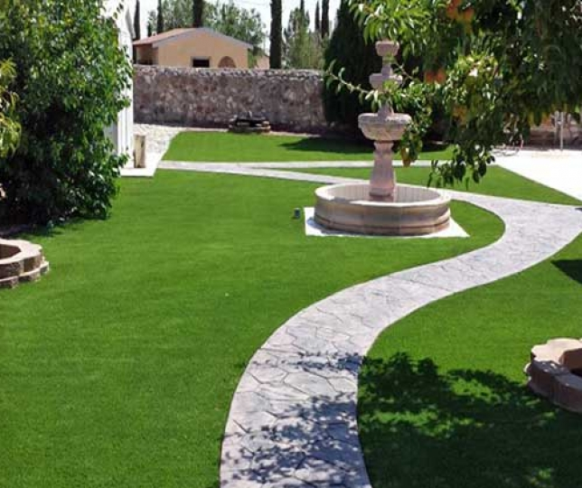 Artificial grass for landscape synthetic lawns backyard front yard green title=Artificial grass for landscape synthetic lawns backyard front yard green.