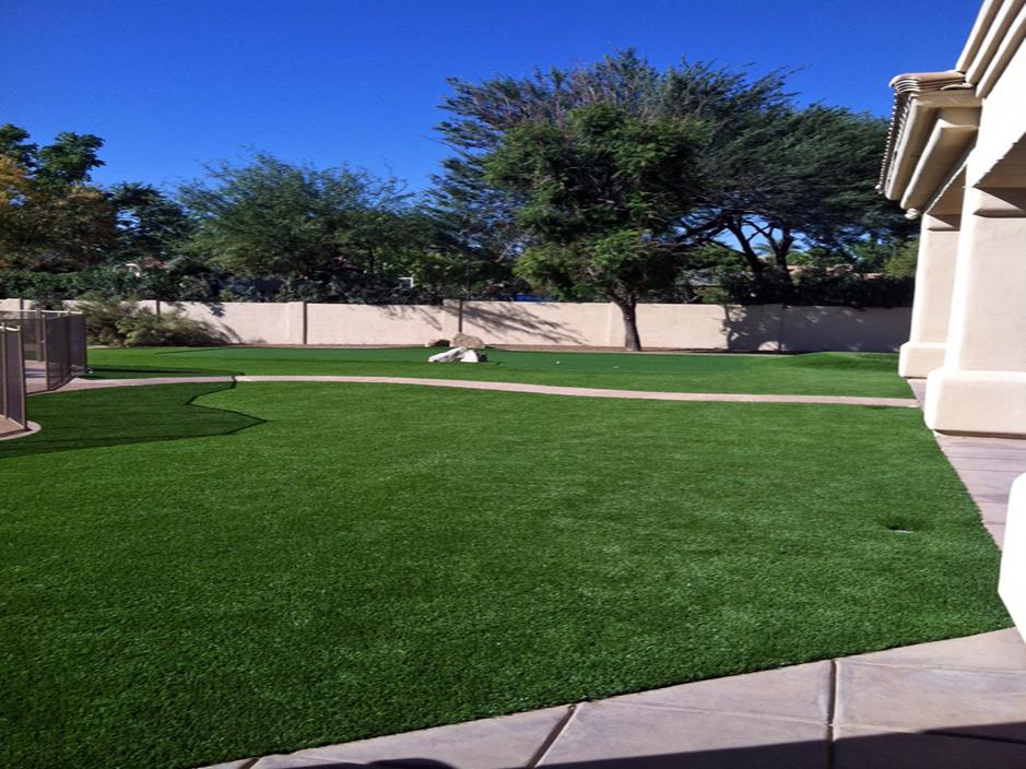 Artificial Lawn Installation in Phoenix, Arizona