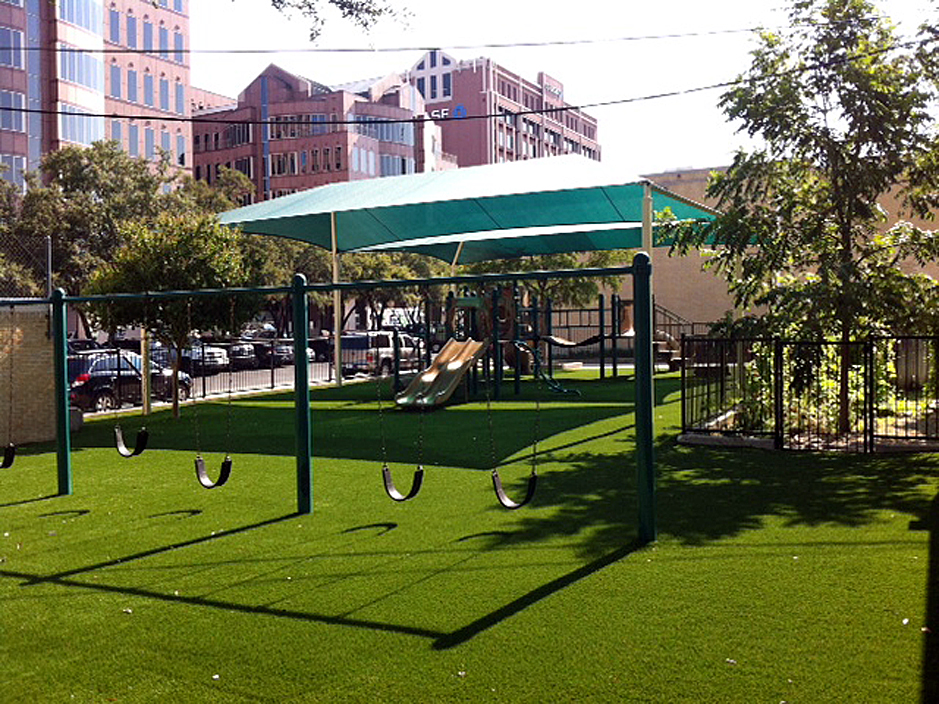 Artificial Grass Installation in Dallas, Texas