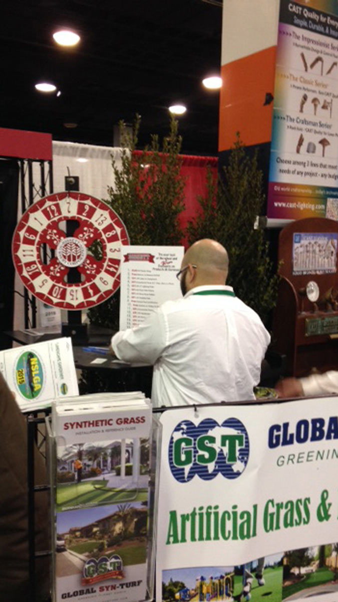 Global Syn-Turf Annual NSLGA Professional Turf, Plant & Tree Conference