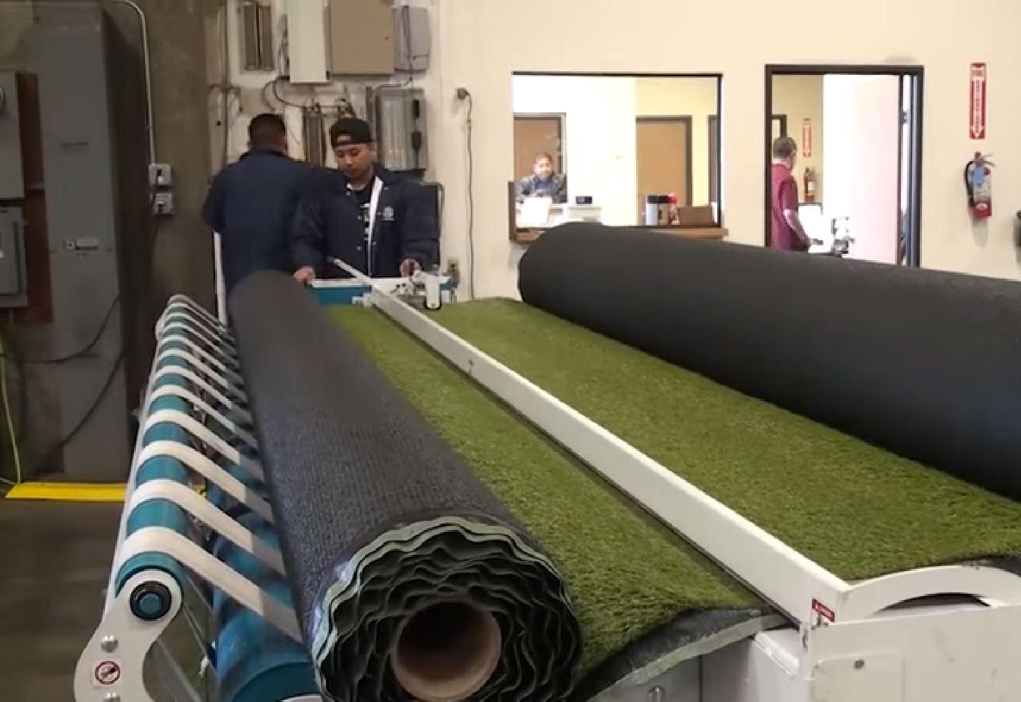 artificial grass roll, green rolls, synthetic grass warehouse