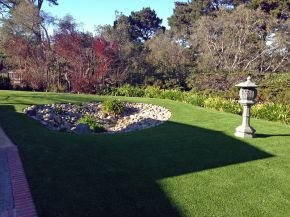 Artificial Grass Installation in Mill Valley, California