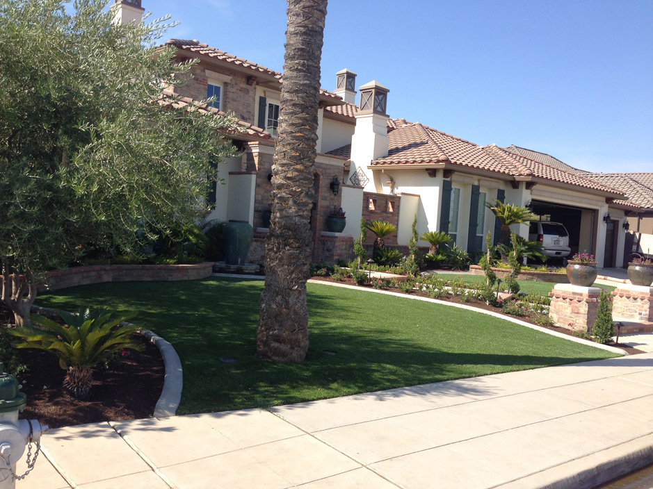 Front yard design home design ideas - Artificial Lawn Grass Synthetic Turf Napa California