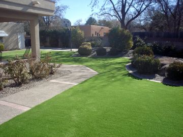 Artificial Grass - Artificial Grass Installation In Albuquerque, New Mexico