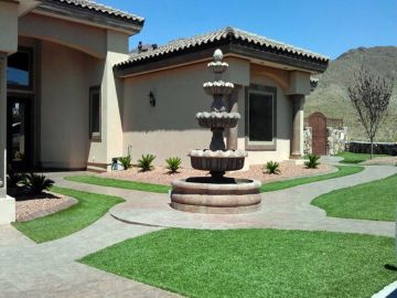 Artificial Grass - Artificial Grass, Synthetic Turf Installation in El Paso, Texas