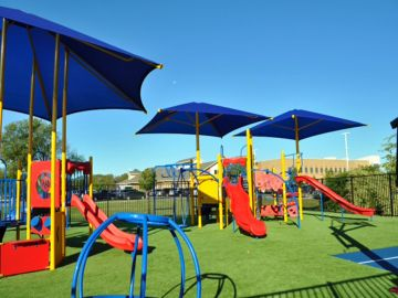 Playground Artificial Turf Houston Texas Harris County