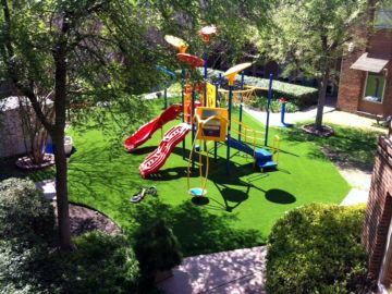 Playground Grass | Synthetic Play Turf Arlington Texas