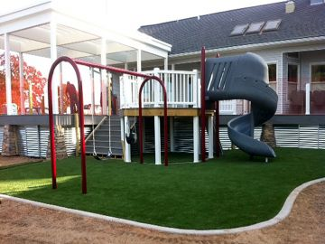 Playground Grass | Synthetic Play Turf Fort Worth Texas