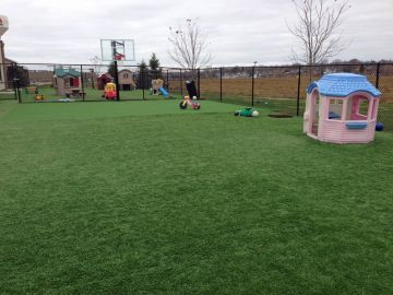 Synthetic Play Turf Saint Paul Minnesota Ramsey County
