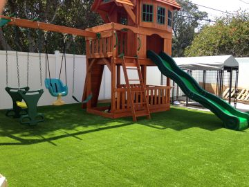 Playground Grass Daly City California San Mateo County