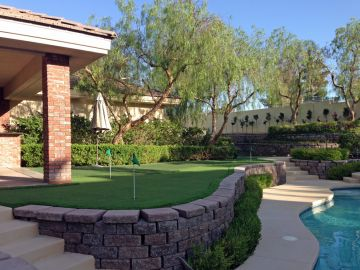 Artificial Grass Installation in North Las Vegas, Nevada