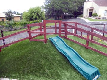 Playground Artificial Grass Palm Beach Gardens Florida