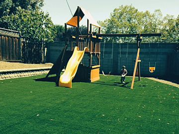Synthetic Play Turf | Playground Grass Albany California